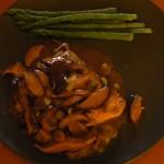 Gluten-Free Chicken Marsala with Shitake Mushrooms
