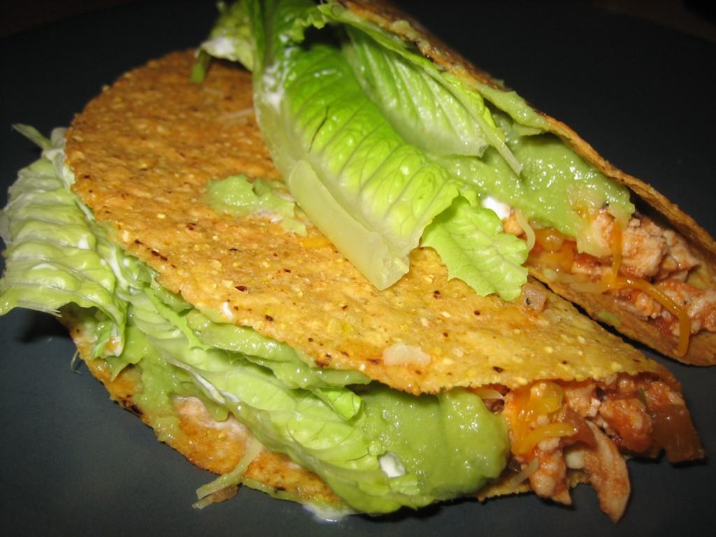 Hard Shell Turkey Tacos