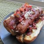 Gluten Free Hot Dog